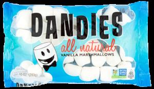 Dandies vegan marshmallows vanilla
